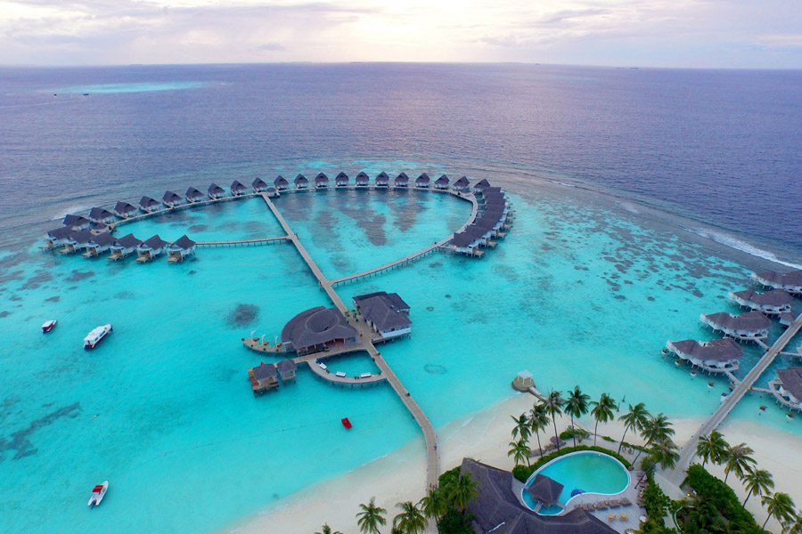 Centara Grand Island Maldives