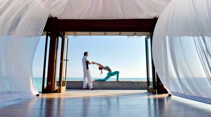 Conrad Maldives Rangali Island - Spa and Fitness