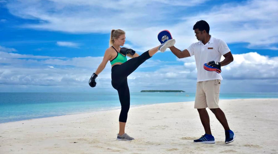 Conrad Maldives Rangali Island - Sports & Fitness