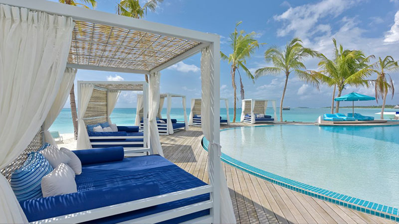 Kandima Maldives - Beach Club