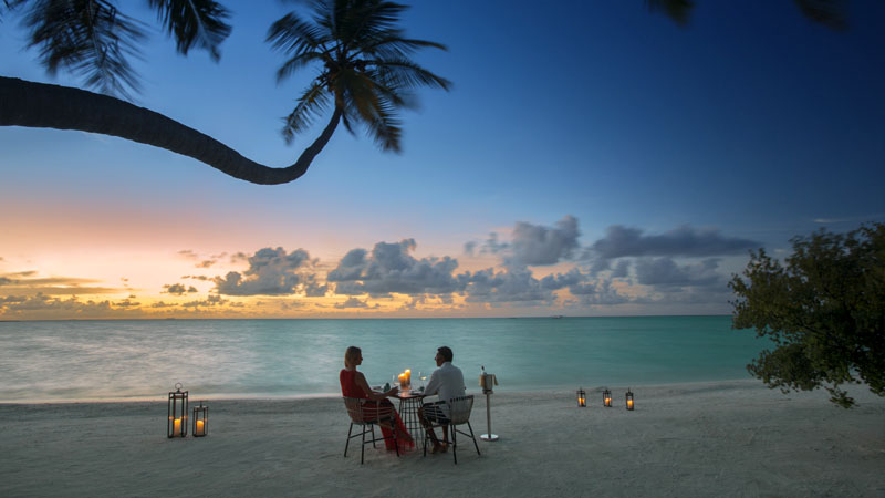 Kandima Maldives - Destination Dining