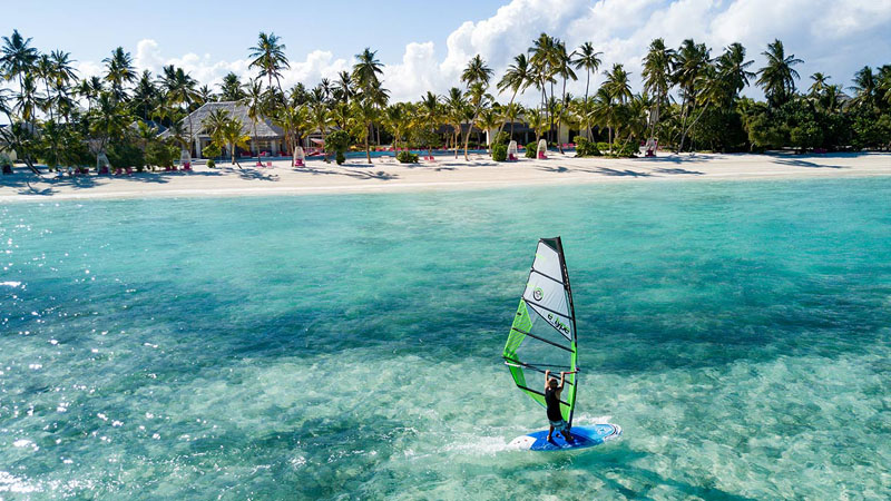 Kandima Maldives - Water Sports & Excursions