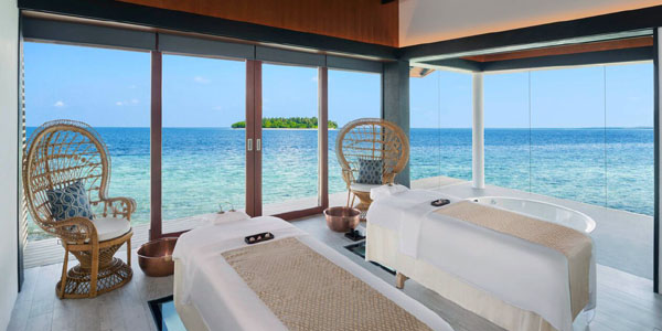 The Westin Maldives - Spa