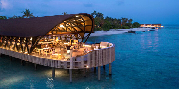 The Westin Maldives - The Pearl Restaurant