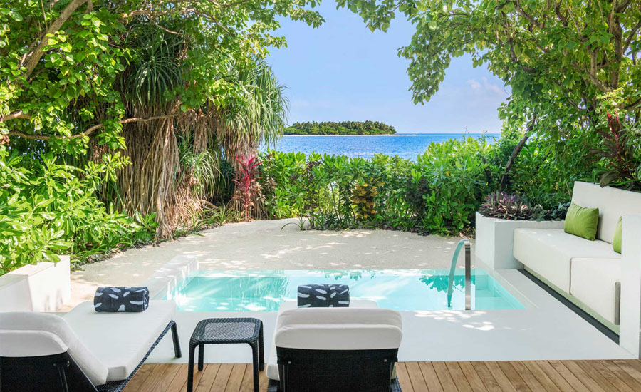 The Westin Maldives - Deluxe Family Beach Villa