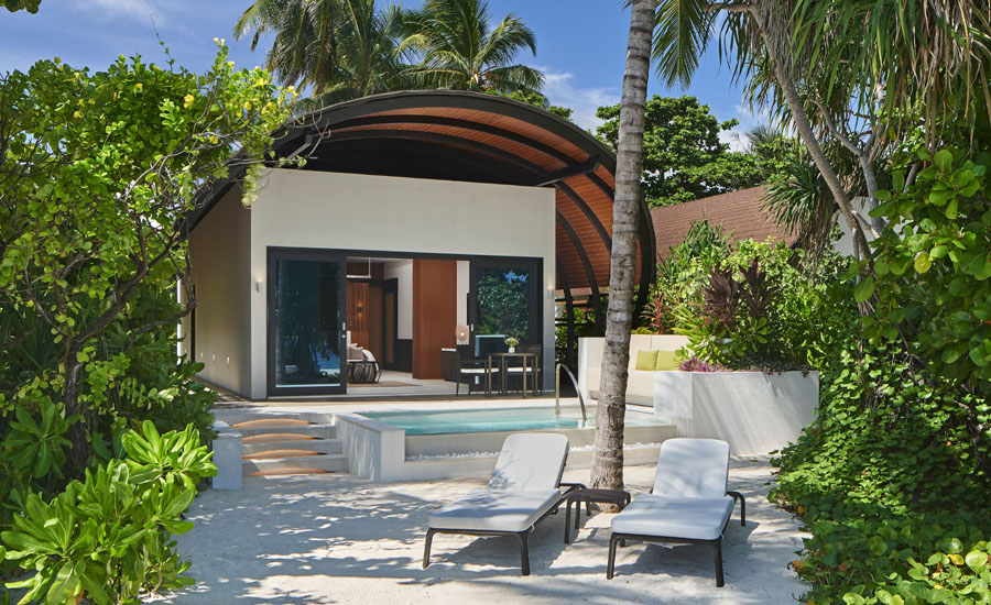 The Westin Maldives - Family Beach Villa - Pool