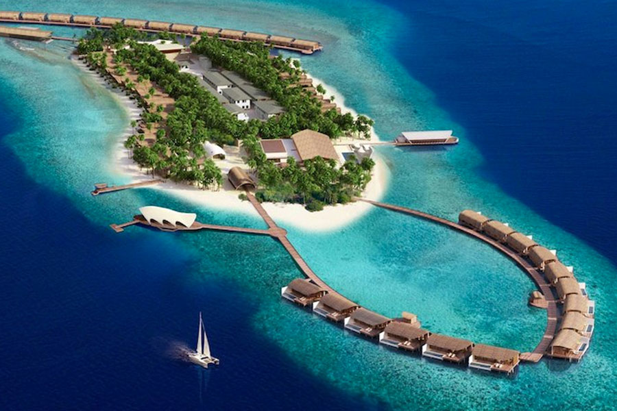 The Westin Maldives