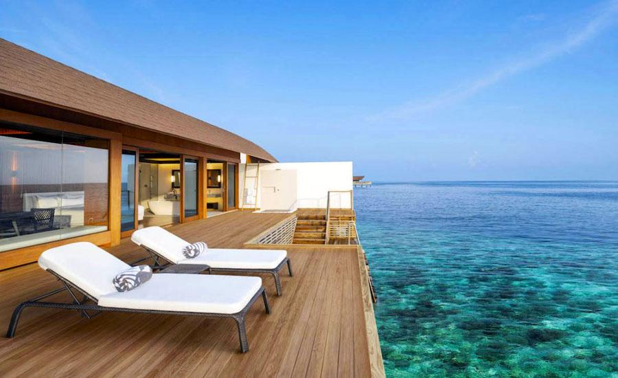 The Westin Maldives - Overwater Villa
